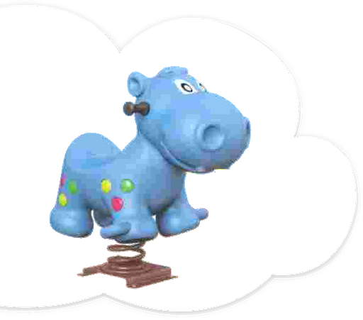 Hippo Spring Rider