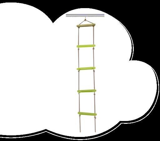 Plastic Ladder (5 Rungs)