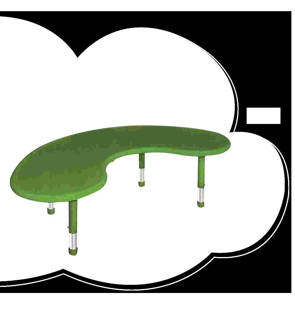 Adjustable Moon Table