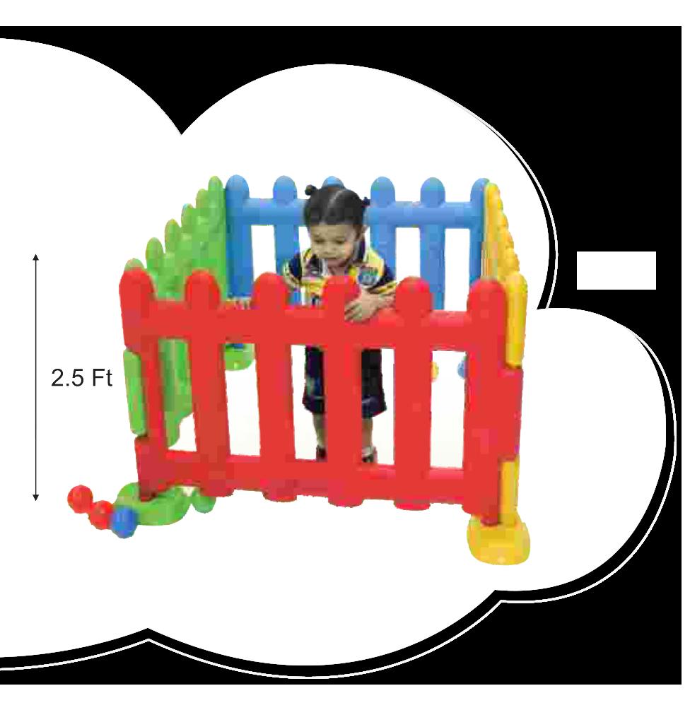 Fence (4 pcs. set)