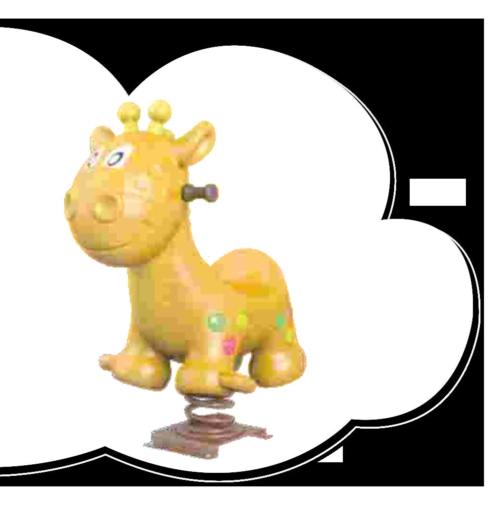 Giraffe Spring Rider