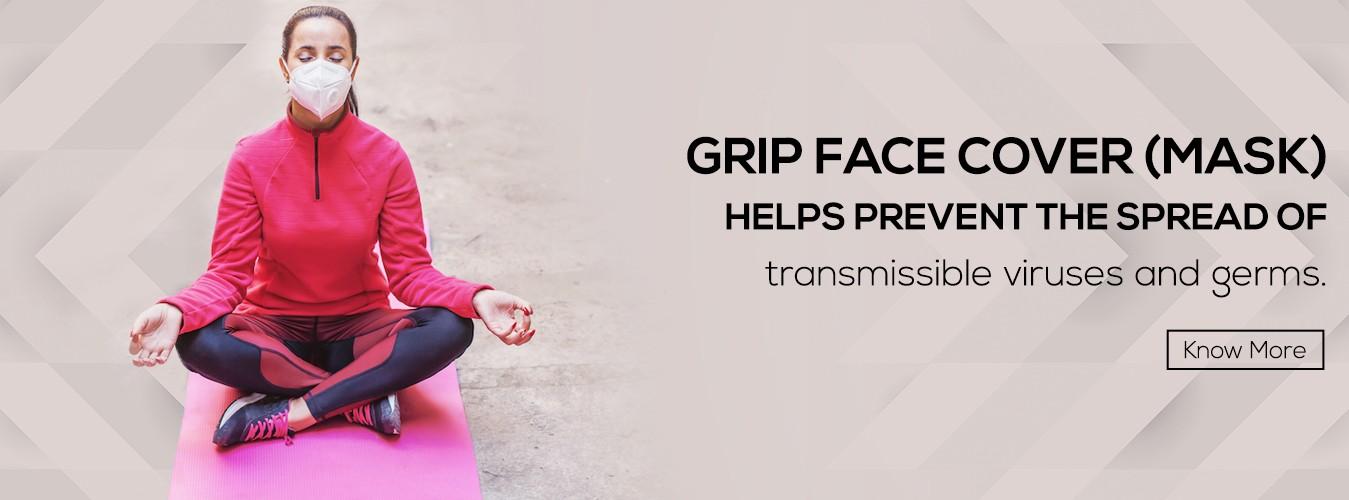 Grip Mask