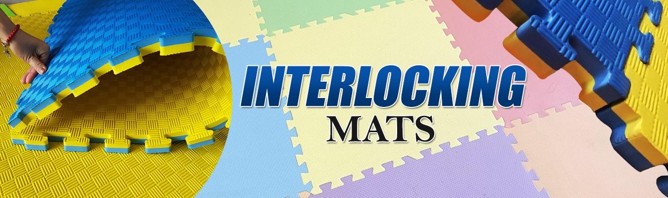 Interlocking mats manufacturer in Delhi
