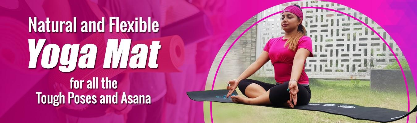 Yoga Mats Manufacturer in Delhi
